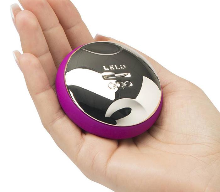 Perles rotatives télécommandées SenseMotion Hula Beads - Lelo - Télécommande